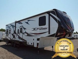 fifth wheel toy hauler in Fifth Wheel RVs