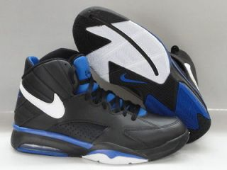 Nike Air Maestro Flight Black White Blue Sneakers Mens Size 10.5