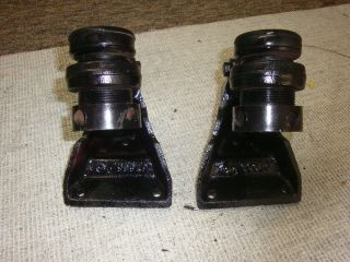 Volvo Penta OMC Chrysler Crusader Engine Motor Mount Pair 97938