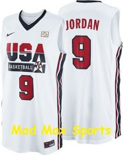 MICHAEL JORDAN Dream Team USA Nike Hyper THROWBACK Authentic OLYMPICS