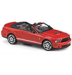 FRANKLIN MINT FORD MUSTANG SHELBY GT500 LIMITED EDITION 2007 NEW IN