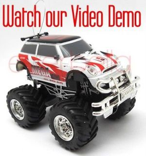 mini rc monster truck in Cars, Trucks & Motorcycles