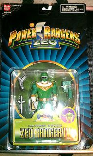 power rangers zeo green in TV, Movie & Video Games