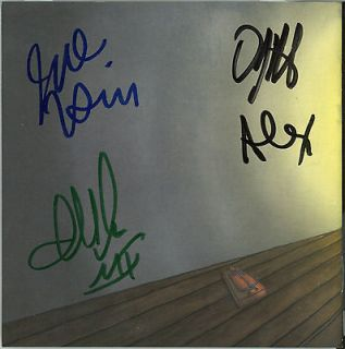 ALIEN ANT FARM x4 Signed Autographed CDUp in the Attic(PROOF