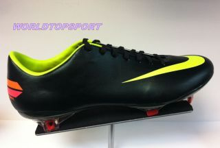 NEW NIKE MERCURIAL VAPOR VIII 8 FG SEAWEED/SOLAR RED/VOLT ALL SIZES