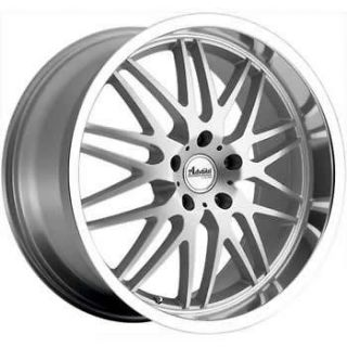 Newly listed 22x10 Silver Wheel Advanti Racing Kudos 5x120 Rims