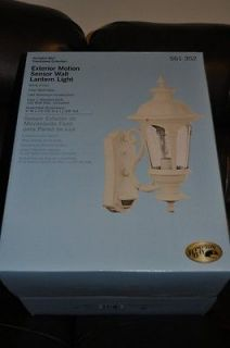 Bay Renaissance 180 Degree Outdoor Motion Sensing Security Lamp