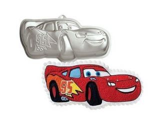 Disney Pixar Cars Cake Tin/Pan Lightening McQueen (Wilton)