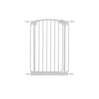 Bindaboo Extra Tall Pet Swing Closed Gate White B1121