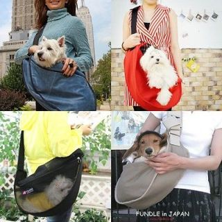 leather pet carrier in Carriers & Totes