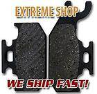 Yamaha Rear Brake Pads Raptor YFM 700 R 2006 2007 2008 2009 2010 2011