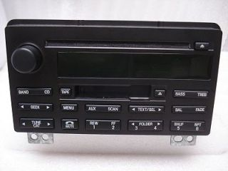 2003 2004 2005 2006 Ford Expedition Radio Tape CD Player 3L1T 18C868