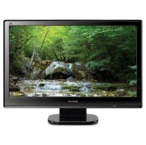 ViewSonic VX2453mh 24 Widescreen LED LCD Monitor, built in Speakers
