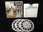 View Master View Master Viewmaster Reels Set SAWYERS 50s/60s THE
