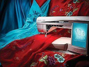 husqvarna viking sewing machine in Sewing Machines & Sergers