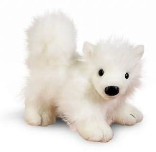 Webkinz Plush Stuffed Animal Samoyed Dog Brand New Sealed Code