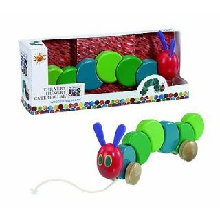 The World of Eric Carle Very Hungry Caterpillar Rattle Teether Baby