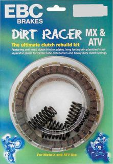 EBC DIRT RACER CLUTCH KIT   YAMAHA YFM 350 X Warrior  1987 2004