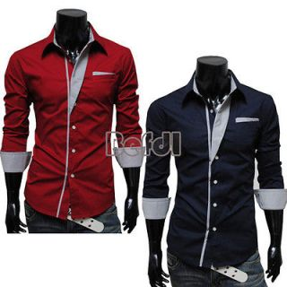 asian fashion men shirts