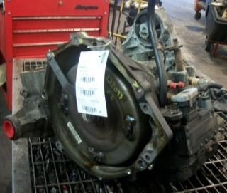 01 02 CARAVAN AUTOMATIC TRANSMISSION 3.3L 4 SPD (Fits Dodge Caravan)