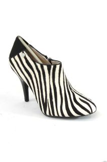 zebra print boots in Boots