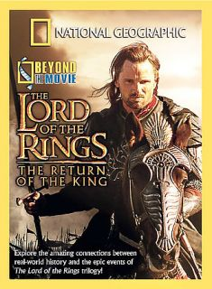 National Geographic   Beyond the Movie The Lord of the Rings The