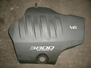 BONNEVILLE Park Avenue Riviera Lesabre engine cover 3.8 3800 series II