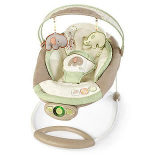 Bright Starts InGenuity Automatic Bouncer   Shiloh