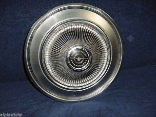 Used VINTAGE 1973 Ford Thunderbird 15 Hubcap/wheel cover
