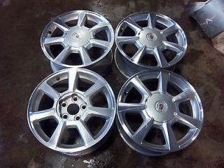 17 Cadillac CTS OEM Factory Wheels Rims 4624 08   12 Machined