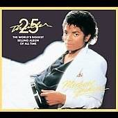 MICHAEL JACKSON THRILLER 25TH ANNIVERSARY CD/DVD COMBO
