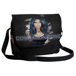 NICKI MINAJ 16 QUALITY LAPTOP & MESSENGER BAG,Cross body,school,gift