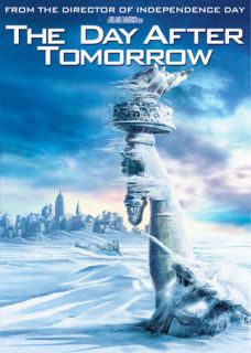 The Day After Tomorrow DVD, 2005, Canadian Release Widescreen