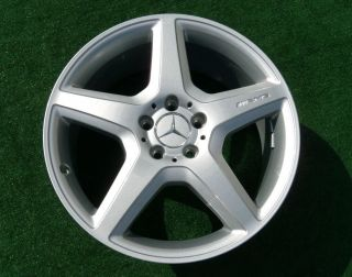 NEW 2009 2010 2011 OEM AMG Mercedes Benz 19 8.5 inch ML550 ML Class