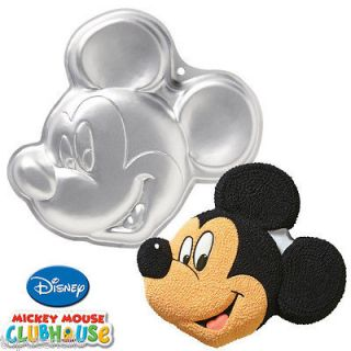 Wilton Disney Mickey Minnie Mouse Clubhouse birthday Cake Pan #2105