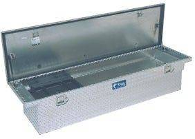 UWS 69 Single Lid Low Profile Aluminum Toolbox