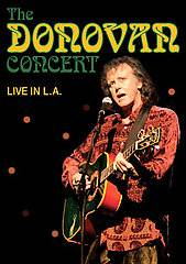 Donovan   The Donovan Concert Live in L.A. DVD, 2008
