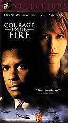 Courage Under Fire VHS, 2001, Fox Selections