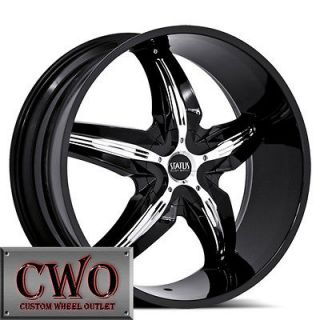Dystany Wheels Rims 6x139.7 6 Lug Chevy Tahoe Escalade GMC Yukon