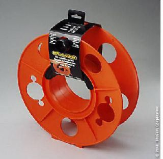 BAYCO KW 130 13 HEAVY DUTY ORANGE EXTENSION CORD STORAGE REELS