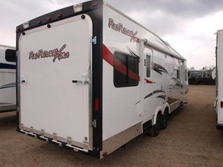 2012 CRUISER RV FUN FINDER XT276 TOY HAULER BEST DEAL AND EASY TO TOW