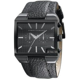 Chronograph Black Dial Mens watch #AX2035 Watches