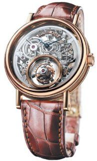Breguet Classique Complications Tourbillon Messidor Mens Rose Gold