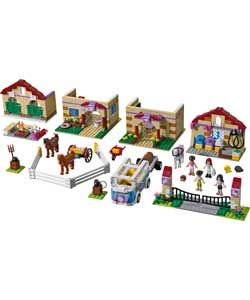 Buy LEGO® Friends Summer Riding Camp Playset   3185 at Argos.co.uk