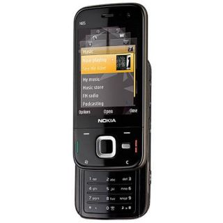 Nokia N85 Unlocked Cellular Phone with GSM Technology, USA Version