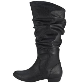 Womens   Lower East Side   Womens Rory Faux Fur Lined Slouch Boot