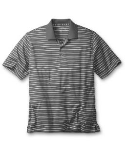 Classic Fit Stripe Performance Polo Shirt  Eddie Bauer