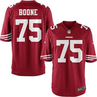 Youth Nike San Francisco 49ers Alex Boone Game Team Color Jersey (S XL