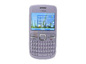 .ca   Nokia C3 00 Acacia Unlocked GSM Smart Phone w/ Full QWERTY