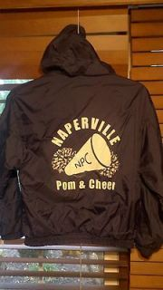 cheerleading jacket in Clothing,